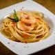 Elfin Rezept: Spaghetti mit King Prawns